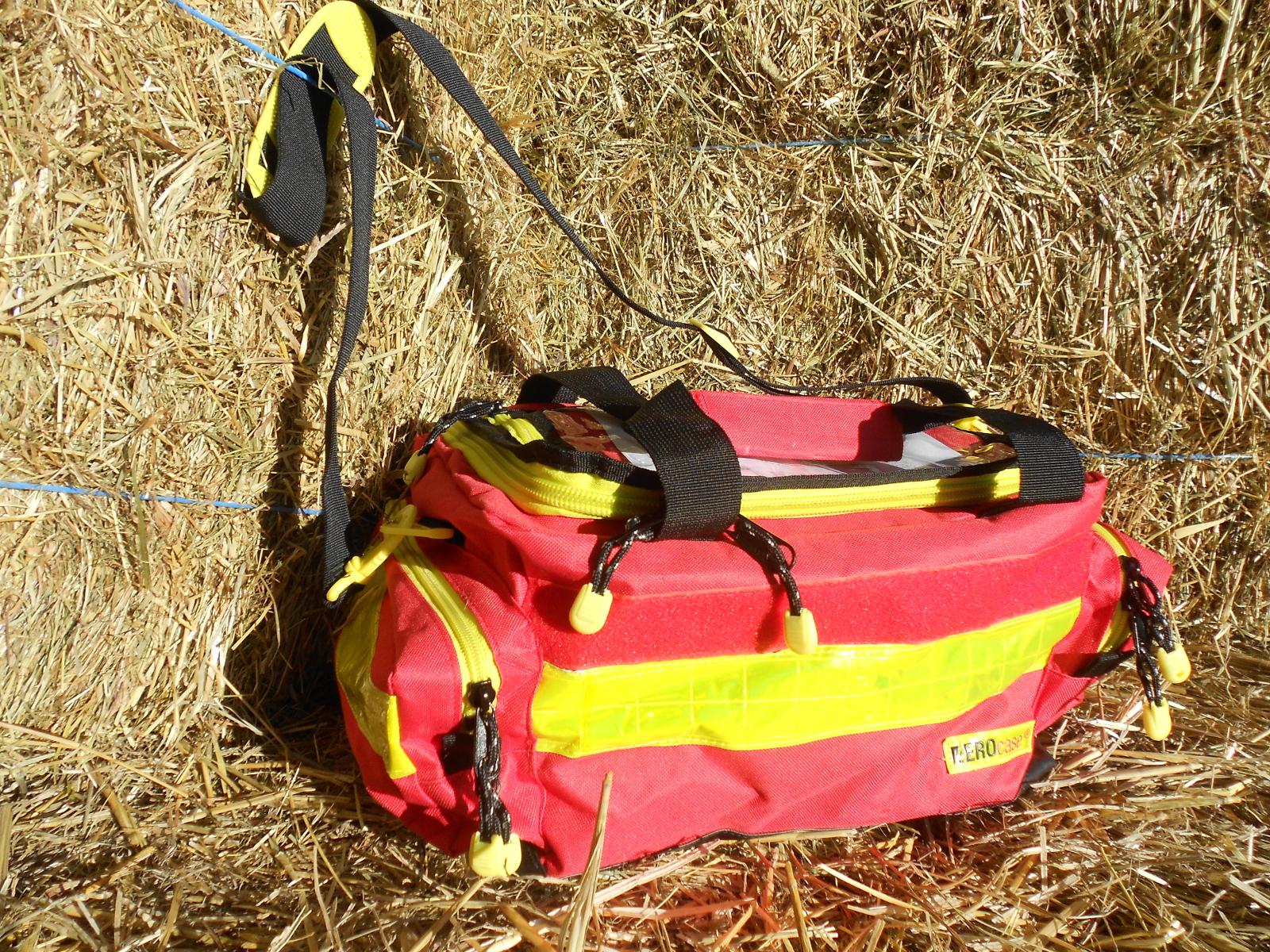 Notfalltasche Für Die Stallapotheke